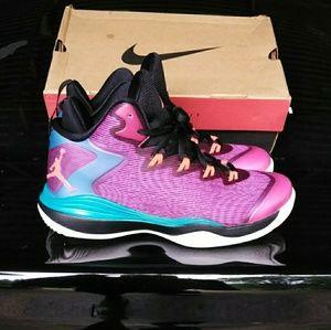 Shoes - Jordan Super Fly sz 6y